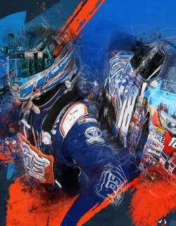 Nascar Sprint Cup - Kyle Bush