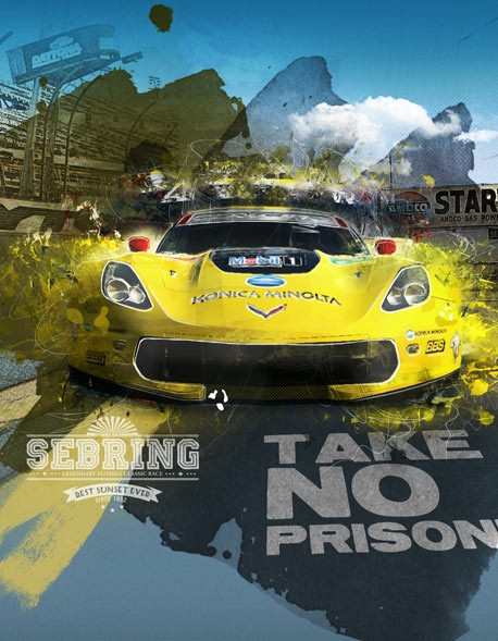 Corvette Racing 2017 : take no prisoners