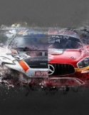 Blancpain Sprint Series : face to face